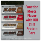 Kill Cliff Protein Bars