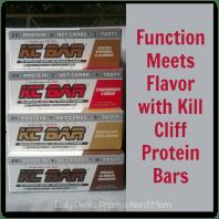 Kill Cliff Protein Bars