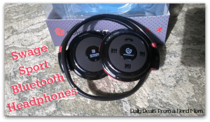 Swage Sport Plus Bluetooth Headphones Review