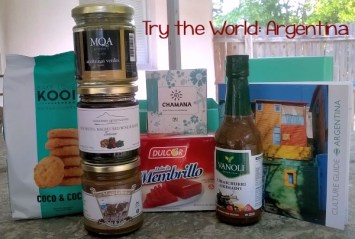 Try the World Box Subscription