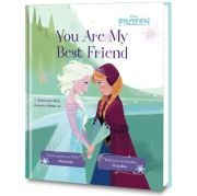 Disney's Frozen: You Are My Best Friend Personalized Book