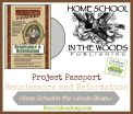 Project Passport – Home School in the Woods