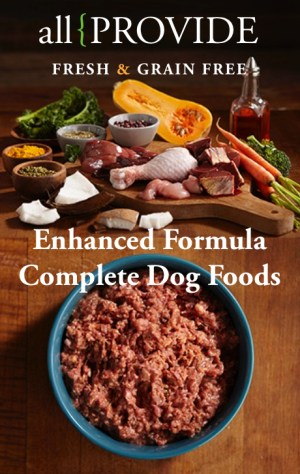 Allprovide Raw Dog Food
