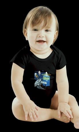 Teeconomist Baby Onesie