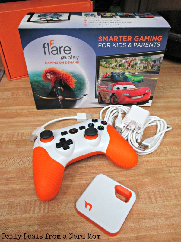 Flare Play Streaming Game Kit