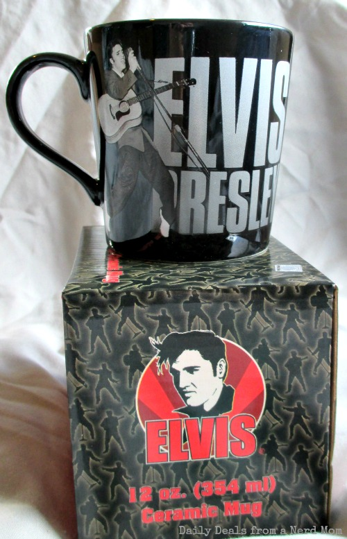 Elvis Presley 12 oz. Ceramic Mug