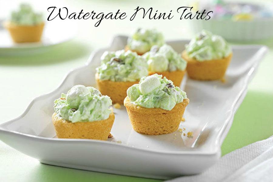 Watergate Mini Tarts