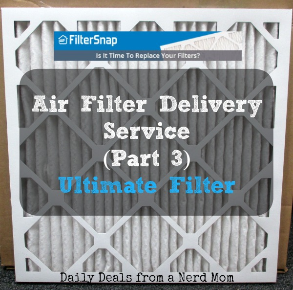 FilterSnap Air Filter Delivery Service – Ultimate Filter