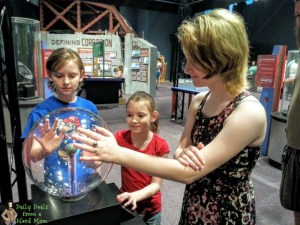 Explore & Discover at the Orlando Science Center!