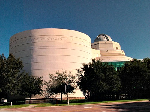 Explore & Discover at the Orlando Science Center!