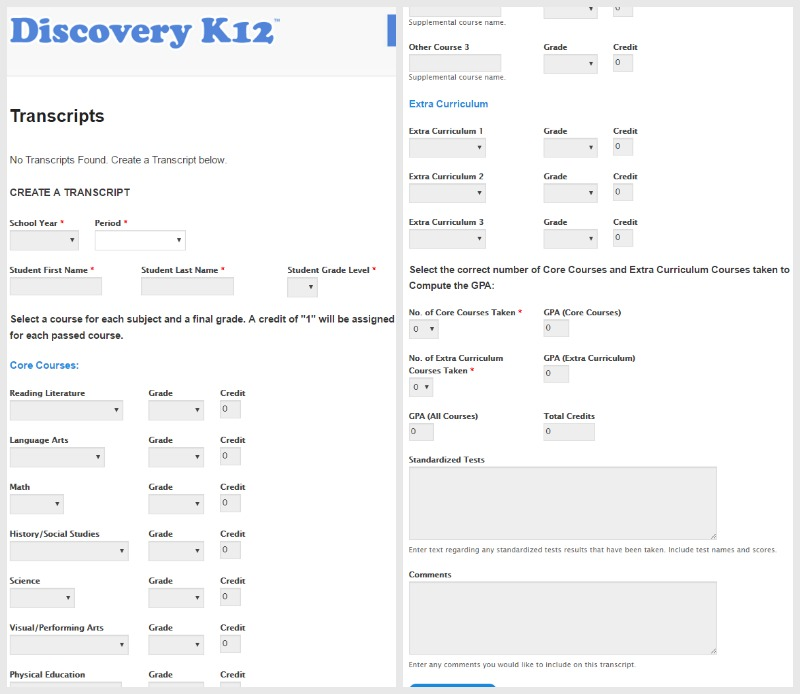 Discovery K12 - FREE Online Curriculum (Updated)