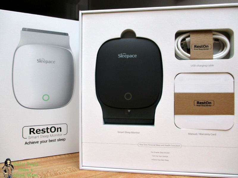 Measure, Track, and Analyze Sleep Quality with RestOn