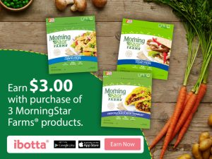 MorningStar Farms® at Walmart – Ibotta Offer