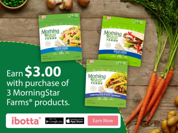 MorningStar Farms® at Walmart - Ibotta Offer