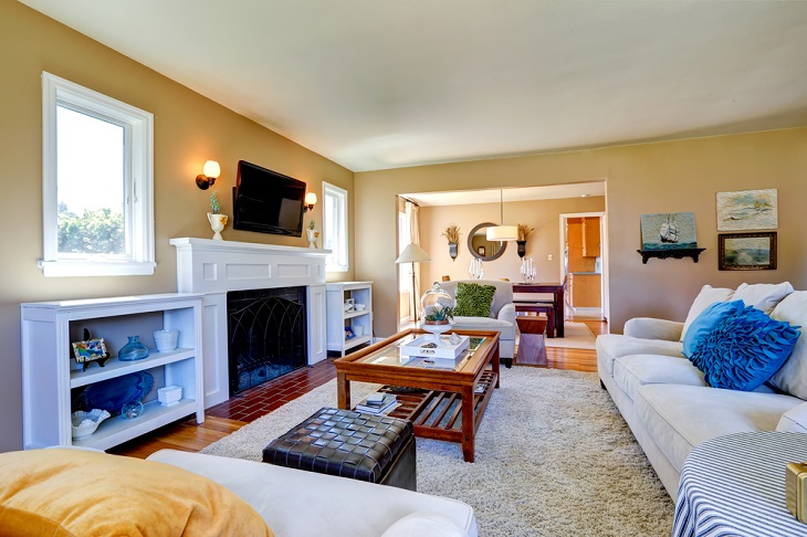 How to Choose Inexpensive Carpet and Area Rugs