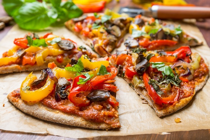 How to Find Amazing Vegan Pizza