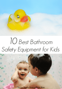 10 Best Bathroom Safety Equipment for Kids