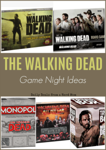The Walking Dead Game Night