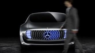 Mercedes F-015 - Luxury in Motion