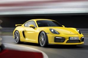 Porsche Cayman GT4 – Zuwachs in der GT-Familie.
