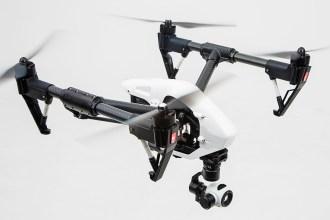 Erstes fliegende 4K-Auge - Inspire 1 von DJI