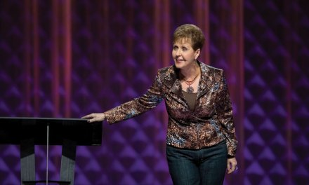 , Joyce Meyer Devotional 7 April 2019 – God-Given Desires