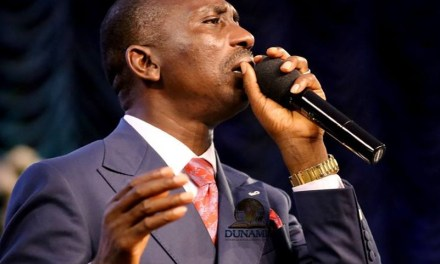 , Seeds of Destiny 25 March 2019 Devotional by Dr Paul Enenche
