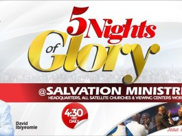 5 Night of Glory 2019 Live Broadcast