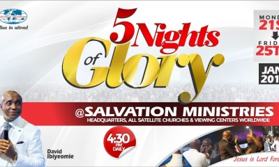 5 Night of Glory 2019 Live Broadcast