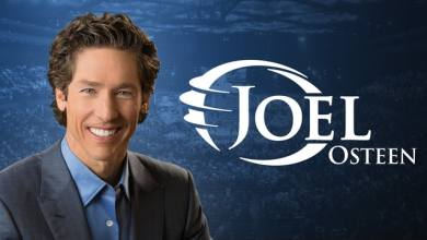 Today Joel Osteen 13th April 2021 Daily Devotional - Faith in the Middle