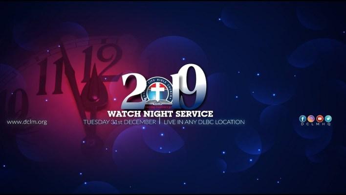 DCLM Crossover Night December 2019-2020 Live Broadcast