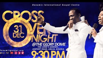 Dunamis 2019 Crossover Night Live Service