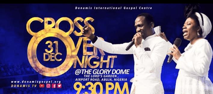 Dunamis 2019-2020 Crossover Night Live Service