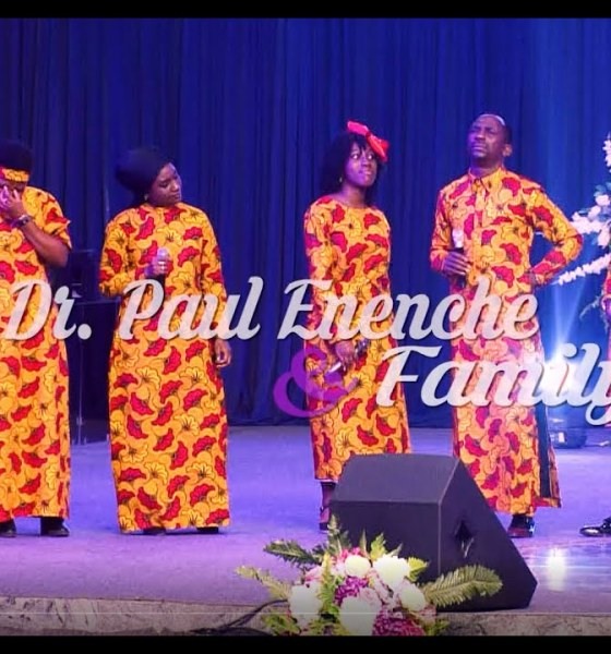 Let Me Want What You Want By Dr. Paul Enenche & Family (Video+Audio & Lyrics)