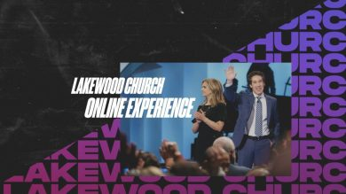 Live Sunday Service 24 May 2020 with Joel Osteen at Lakewood Church