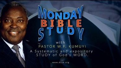 Deeper Life Bible Study 11th January 2021, Deeper Life Bible Study 11th January 2021 with Pastor W. F. Kumuyi