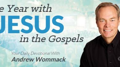 Andrew Wommack 17 May 2021 Devotional - Taking Off The Masks