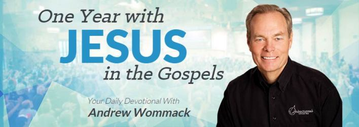 Andrew Wommack Daily Devotional 13th February 2021 - Spiritual Food