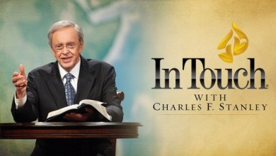 In Touch Devotional 15th May 2021 with Dr Charles Stanley - The Gift of the Holy Spirit