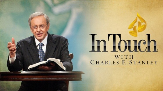 Dr Charles Stanley 2 April 2021 In Touch Devotional - Where God's Wrath and Love Meet