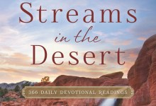 Streams In The Desert 17 May 2021 Devotional - Season of Waiting