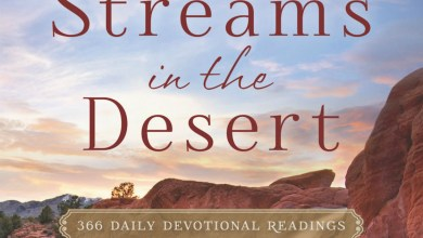 Streams In The Desert 11th April 2021 Devotional - Proclaim What You Have Learned