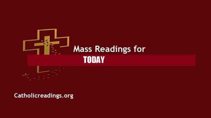 Catholic 8 May 2021 Online Daily Mass Reading
