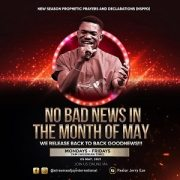 Live NSPPD 5 May 2021 with Pastor Jerry Eze - Livestream
