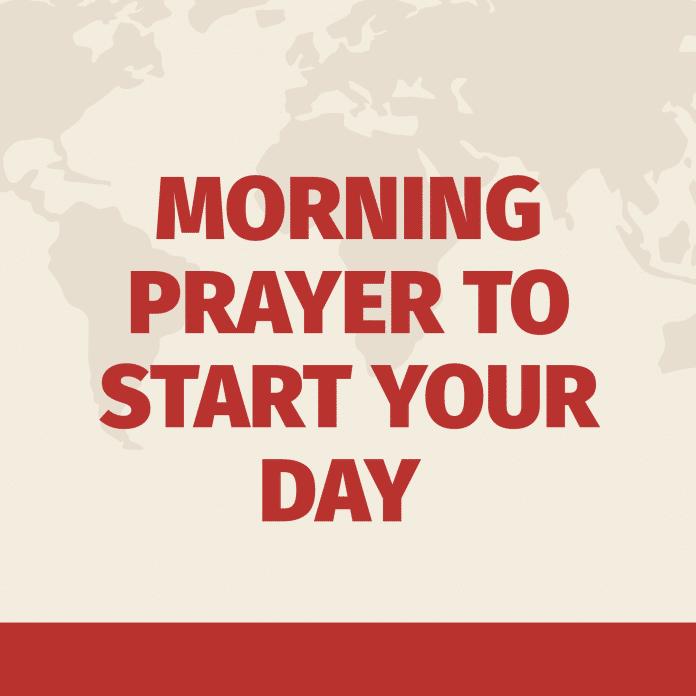 Daily Prayer and Bible Verse 22nd July 2021 Morning Prayer