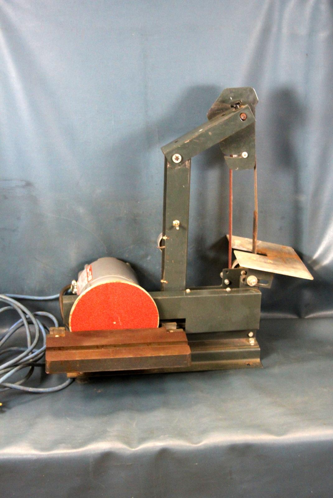 Dayton 2z646b 1 Quot X 8 Quot Bench Belt And 8 Quot Disc Sander