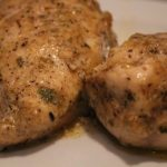 Rosemary Thyme Chicken Breasts