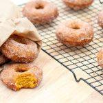 Pumpkin Donuts – Just Like Pumpkin Pie
