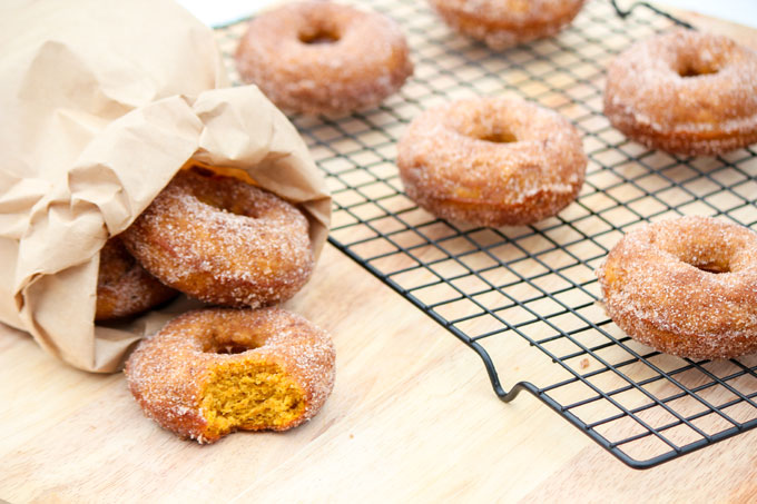 Pumpkin Spice Donuts Pumpkin Pie 1 Pumpkin Donuts   Just Like Pumpkin Pie