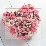 40+ Valentine's Day Treats Top Pinterest Recipes